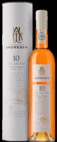 Andresen Porto White 10 year old