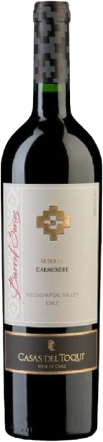 Barrel Series Carmenere Reserva