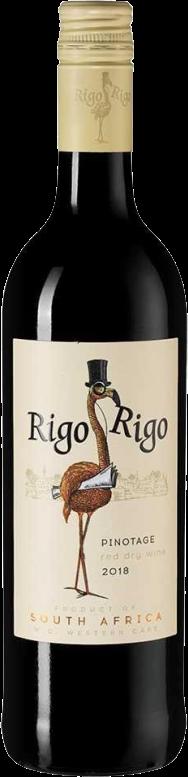 Rigo Rigo Pinotage
