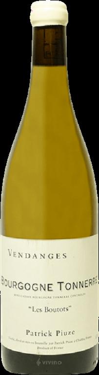 Bourgogne Tonnerre Les Boutots