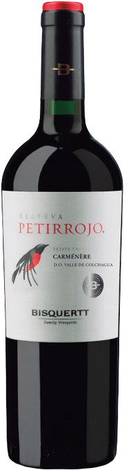 Petirrojo Reserva Carmenere