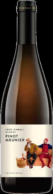 Pinot Meunier Loco Cimbali