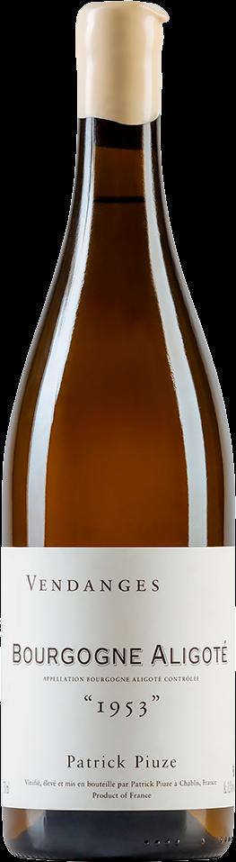 "Bourgogne Aligote ""1953"""