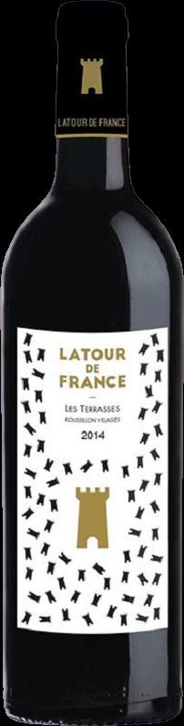 Latour de France Les Terrasses