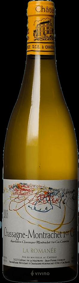 Chassagne-Montrachet 1er Cru La Romanee