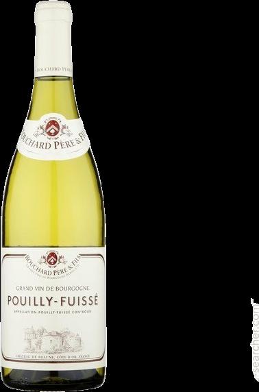 Pouilly-Fuisse, Bouchard Pere & Fils, 2017