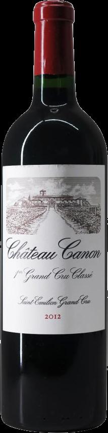 Chateau Canon, Chateau Canon, 2012