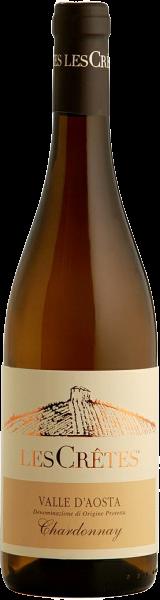 Chardonnay, Les Cretes, 2016