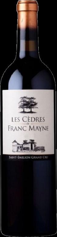 Les Cedres de Franc Mayne