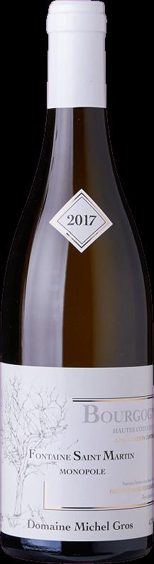 Fontaine Saint Martin Bourgogne Blanc