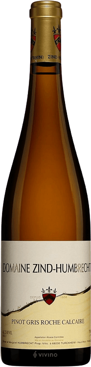 Pinot Gris Roche Calcaire