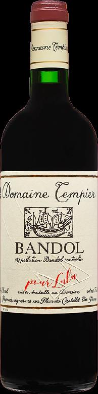Bandol Rouge Pour Lulu