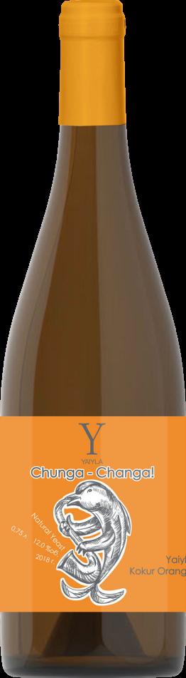 Kokur Orange Barrel Chunga-Changa